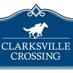 clarksville crossing logo blue