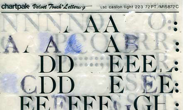 chartpak_letters(450)